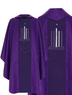 Gothic Chasuble 783-F25
