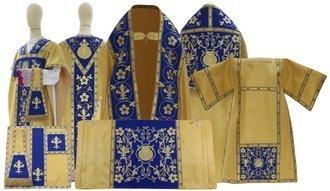 Roman style High Mass set SET-782-25
