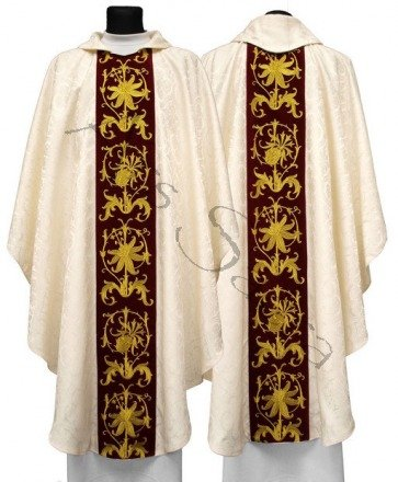 Gothic Chasuble 607-AKC25