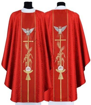 """Gothic Chasuble """"Holy Spirit"""" G007-C25"""