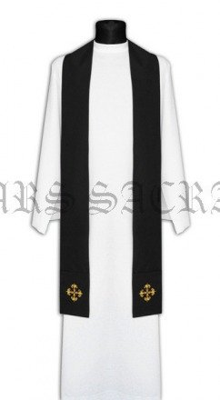 Gothic stole SH18-ABC