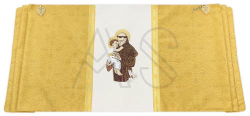 "Humeral Veil ""Saint Anthony of Padua"" W416-G16"