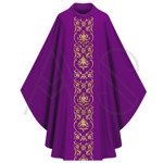 Gothic Chasuble 674-F27g