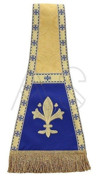 "Chasuble ""Saint Philippe Neri"" F782-GN25"