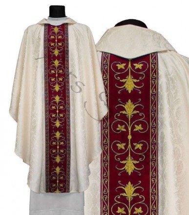 Chasuble gothique 561-AKC25