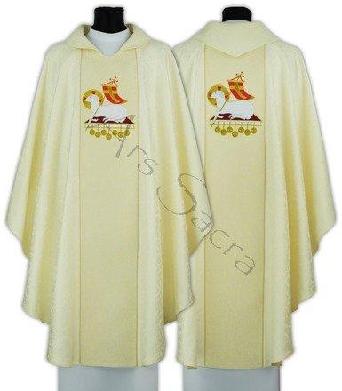 Chasuble gothique 695-R25