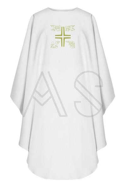 """Chasuble gothique """"Saint Apôtres"""" G781-CZ"""