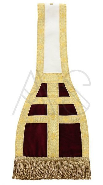 Chasuble romaine R063-AF