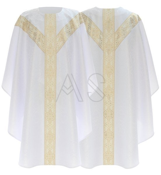 Chasuble semi-gothique GY201-B25