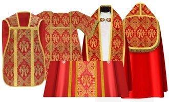 Satz liturgischer Gewänder SET-060-57