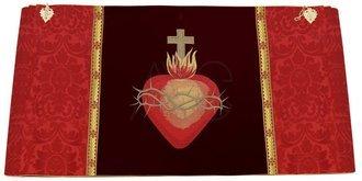 """Segensvelum """"Herz Jesu"""" W829-AC26"""