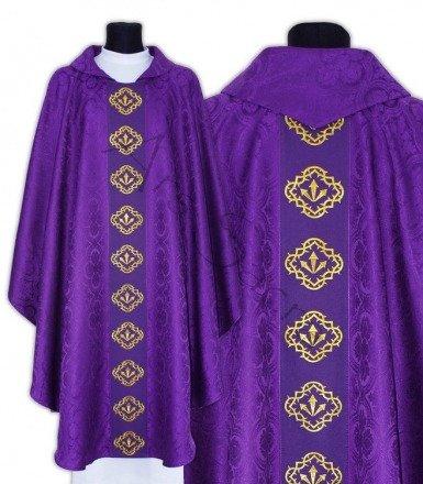 Ornat gotycki 654-F25
