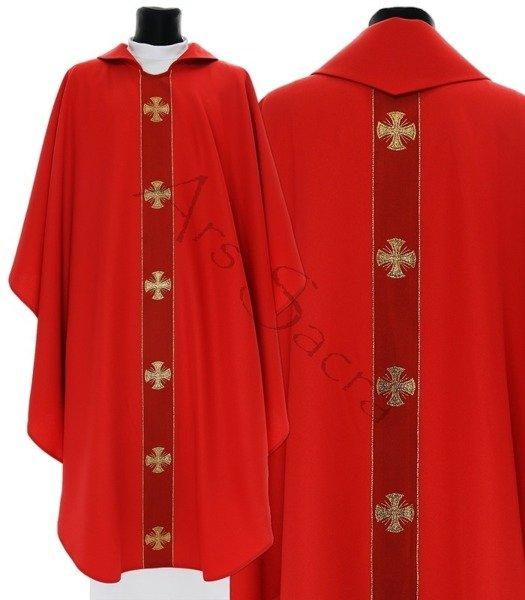"""Ornat gotycki """" Krzyże Maltańskie"""" 104-C"""