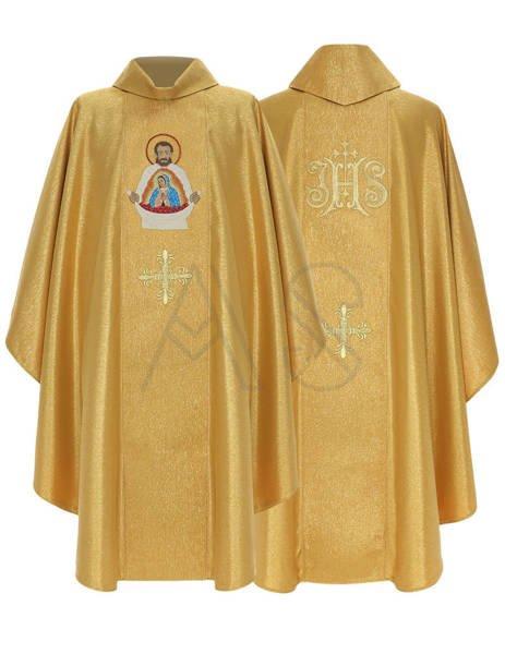 """Ornat gotycki """"św. Juan Diego"""" 430-G63g"""