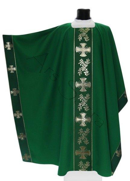 """Ornat monastyczny """"Krzyże Maltańskie"""" MX006-Z"""
