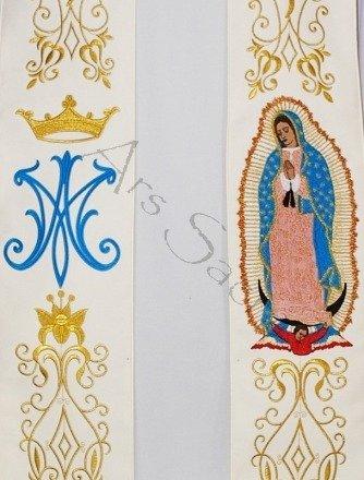 "Stuła gotycka ""Guadalupe"" SH25-K"