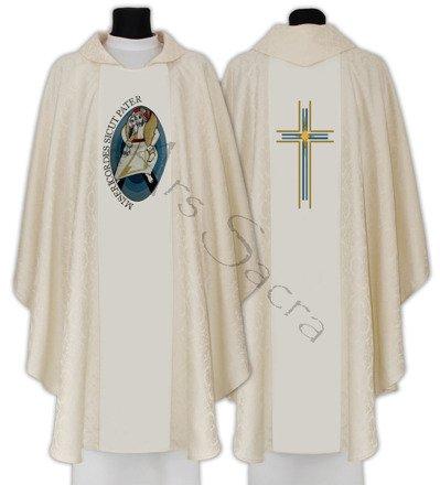 "Casulla gótica ""Año de la Misericordia"" 712-K25"