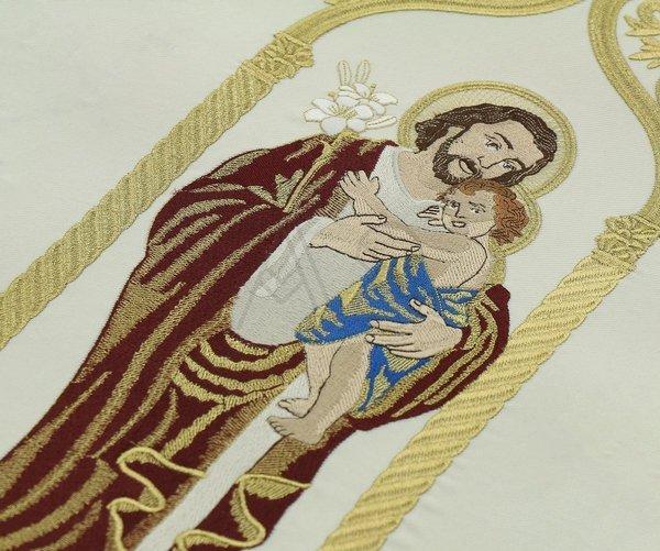 "Casulla romana ""Saint Joseph"" R469-K25"