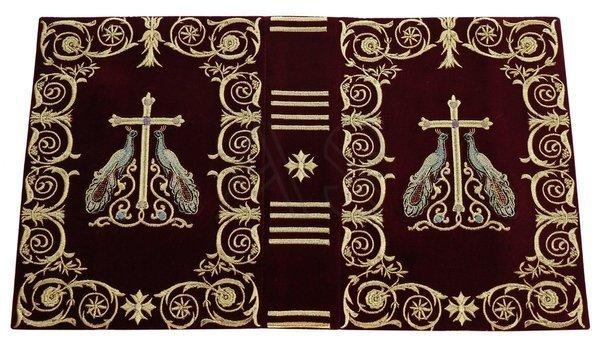 Cubierta para el breviario, icono, Santa Biblia COVER6