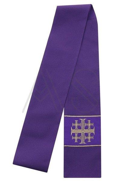 """Dalmática gótica """"Cruces de Jerusalén"""" D103-F"""