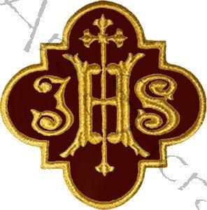 """Emblema """"IHS"""" AP-IHS-K"""